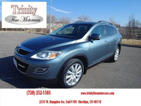 2010 Mazda CX-9 for sale at TRINITY FINE MOTORCARS in Sheridan CO
