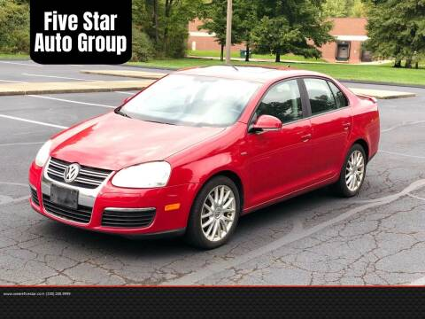 2008 Volkswagen Jetta for sale at Five Star Auto Group in North Canton OH