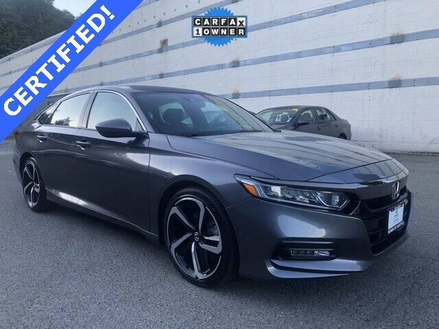 2018 Honda Accord for sale at Honda of Seattle in Seattle WA