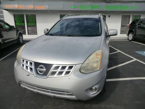 2011 Nissan Rogue for sale at Glory Motors in Rock Hill SC