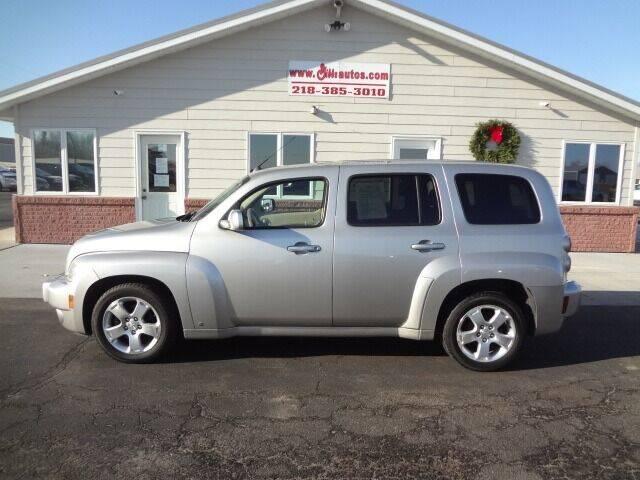 2007 Chevrolet HHR for sale at GIBB'S 10 SALES LLC in New York Mills MN