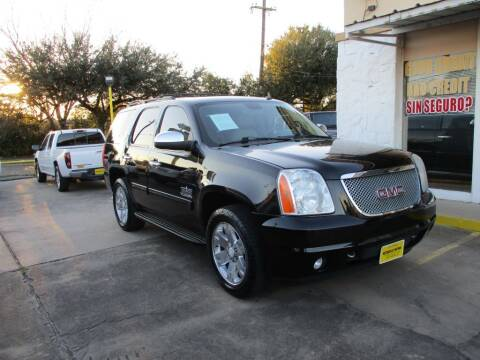 2012 GMC Yukon for sale at Metroplex Motors Inc. in Houston TX