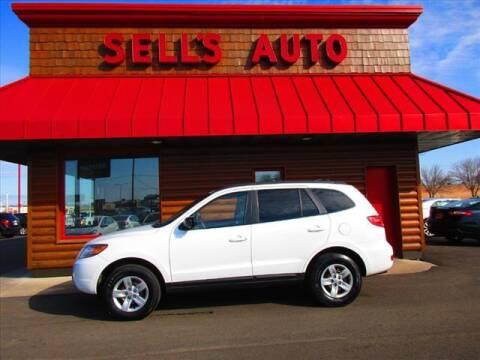2009 Hyundai Santa Fe for sale at Sells Auto INC in Saint Cloud MN