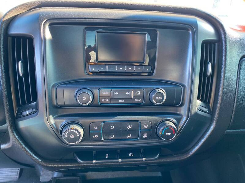 2014 Chevrolet Silverado 1500 4x4 Work Truck 4dr Crew Cab 6.5 ft. SB w/2WT - Idaho Falls ID