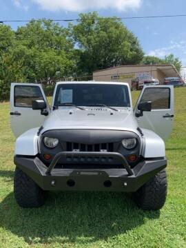 2010 Jeep Wrangler Unlimited for sale at United Auto Center in Davie FL