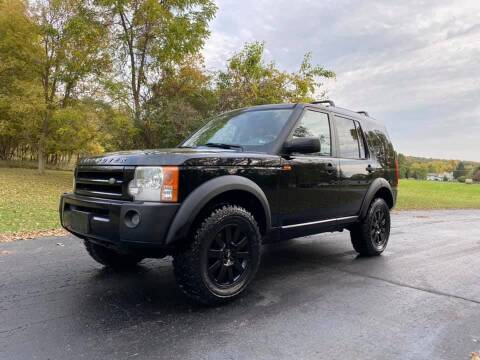 2006 Land Rover LR3 for sale at Moundbuilders Motor Group in Heath OH