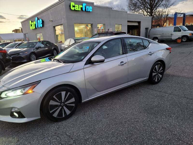 2020 Nissan Altima for sale at Car One in Essex MD