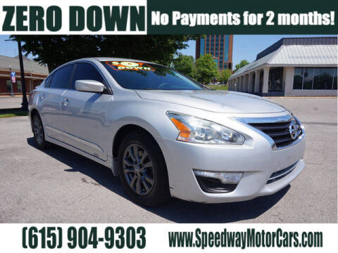 2015 Nissan Altima for sale at Speedway Motors in Murfreesboro TN