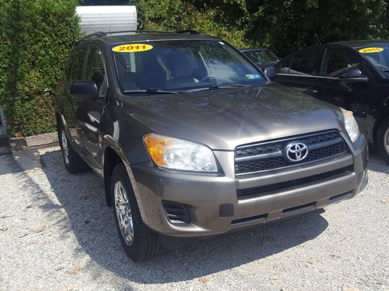 2011 Toyota RAV4 for sale at Jack Cooney's Auto Sales in Erie PA