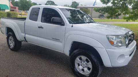 2006 Toyota Tacoma for sale at Haigler Motors Inc in Tyler TX