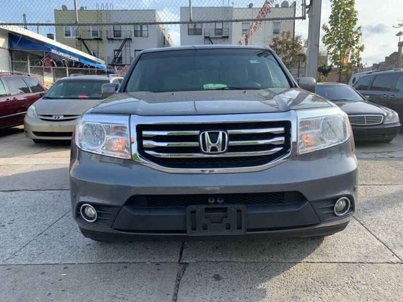2012 Honda Pilot for sale at Luxury 1 Auto Sales Inc in Brooklyn NY