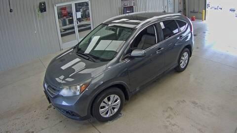 2012 Honda CR-V for sale at Smart Chevrolet in Madison NC