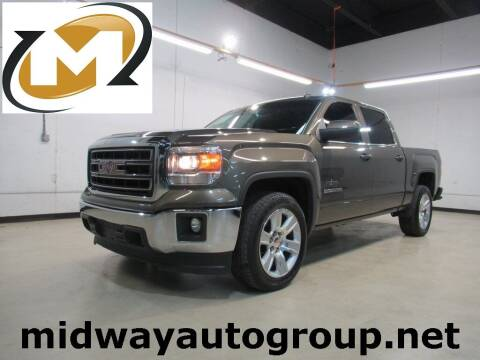 2014 GMC Sierra 1500 for sale at Midway Auto Group in Addison TX