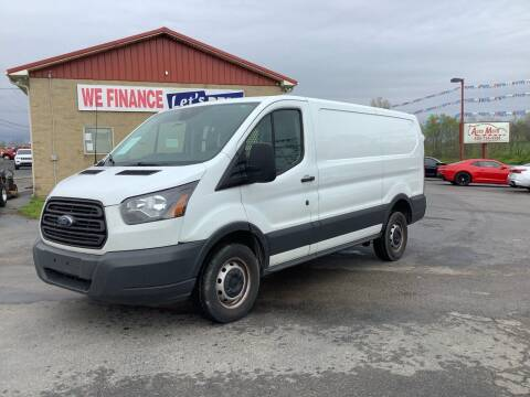 2017 Ford Transit Cargo for sale at Auto Martt, LLC in Harrodsburg KY