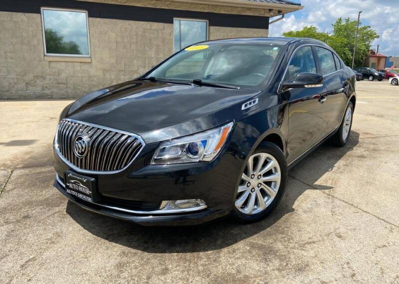 2015 Buick LaCrosse for sale at Auto House of Bloomington in Bloomington IL