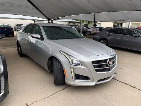 2014 Cadillac CTS for sale at Excellence Auto Direct in Euless TX
