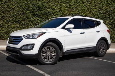 2014 Hyundai Santa Fe Sport for sale at 605 Auto  Inc. in Bellflower CA