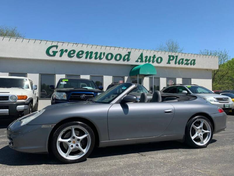 2005 Porsche 911 for sale at Greenwood Auto Plaza in Greenwood MO