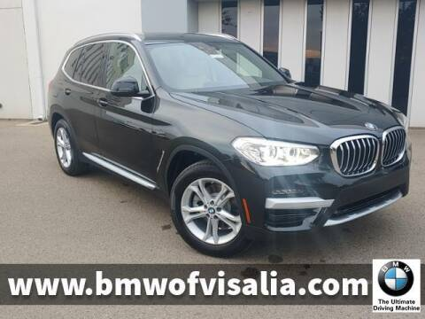 2021 BMW X3 for sale at BMW OF VISALIA in Visalia CA