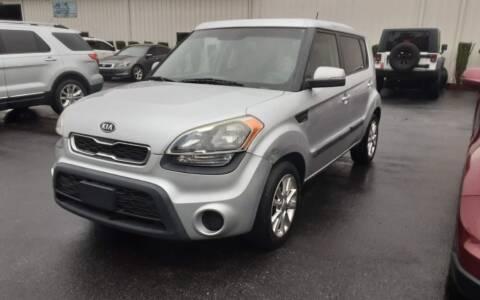 2012 Kia Soul for sale at Mathews Used Cars, Inc. in Crawford GA