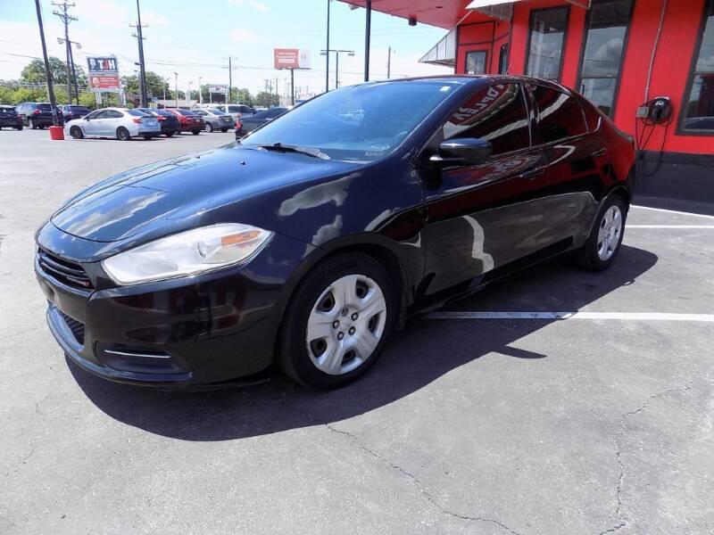 2015 Dodge Dart for sale at Kelley Autoplex in San Antonio TX