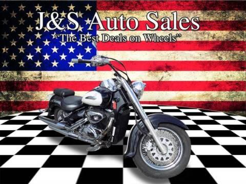 2001 Suzuki Intruder for sale at J & S Auto Sales in Clarksville TN