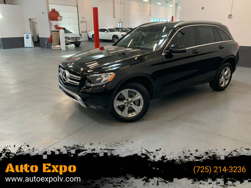 2018 Mercedes-Benz GLC for sale at Auto Expo in Las Vegas NV