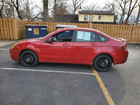 2010 Ford Focus for sale at CANDOR INC in Toms River NJ