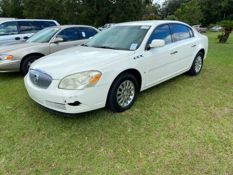 2008 Buick Lucerne for sale at Massey Auto Sales in Mulberry FL