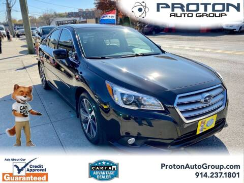 2015 Subaru Legacy for sale at Proton Auto Group in Yonkers NY