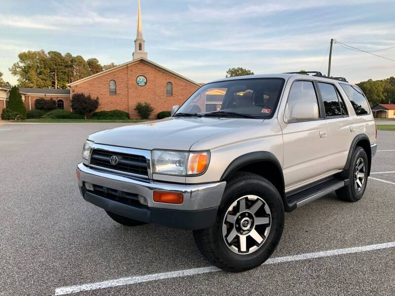 used 1997 toyota 4runner for sale carsforsale com used 1997 toyota 4runner for sale
