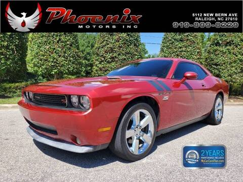 2009 Dodge Challenger for sale at Phoenix Motors Inc in Raleigh NC