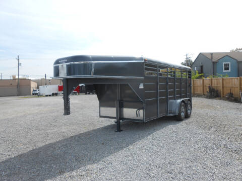 2021 Calico 16 Foot Goose Neck Stock  for sale at Jerry Moody Auto Mart - Trailers in Jeffersontown KY