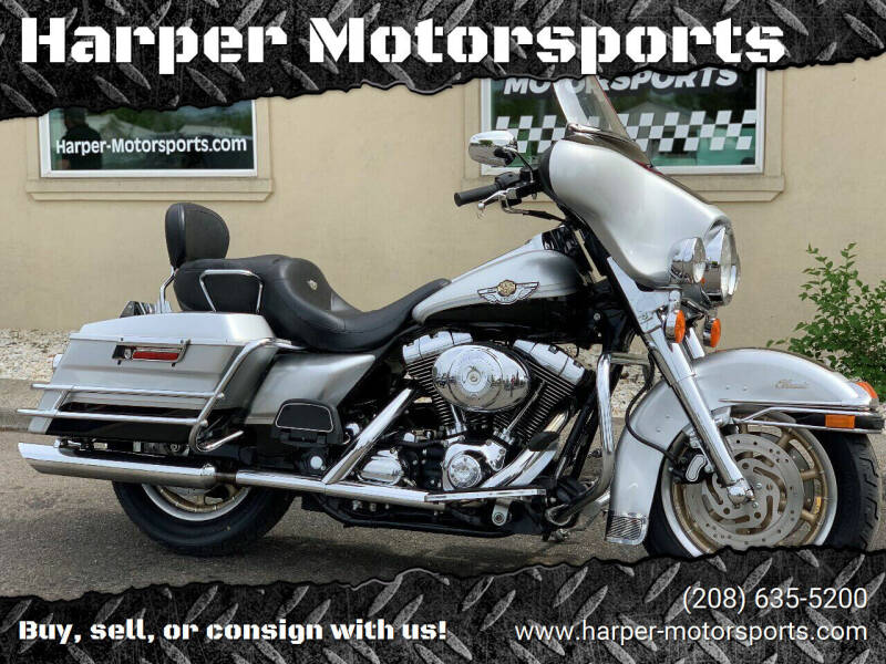 2003 Harley-Davidson Electra Glide Classic for sale at Harper Motorsports in Post Falls ID