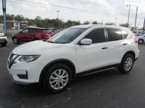 2018 Nissan Rogue for sale at Blue Book Cars in Sanford FL