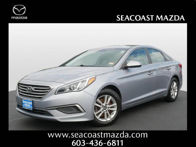 2017 Hyundai Sonata for sale at The Yes Guys in Portsmouth NH