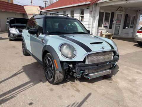 2011 MINI Cooper Clubman for sale at STS Automotive in Denver CO