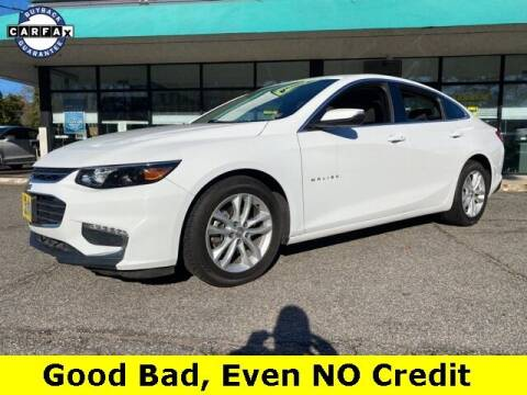 2018 Chevrolet Malibu for sale at Action Auto Specialist in Norfolk VA