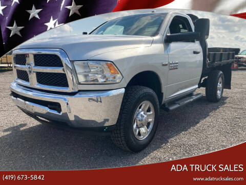 2014 RAM Ram Pickup 3500 for sale at Ada Truck Sales in Ada OH