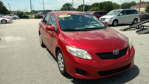 2009 Toyota Corolla for sale at Kelly & Kelly Supermarket of Cars in Fayetteville NC