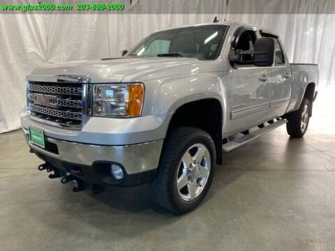 2012 GMC Sierra 2500HD for sale at Green Light Auto Sales LLC in Bethany CT