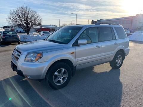 2007 Honda Pilot for sale at Fairview Motors in West Allis WI