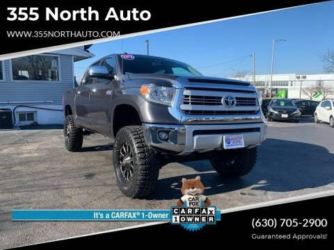 2014 Toyota Tundra for sale at 355 North Auto in Lombard IL