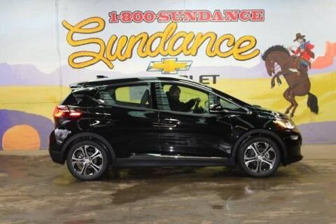 2021 Chevrolet Bolt EV for sale at Sundance Chevrolet in Grand Ledge MI