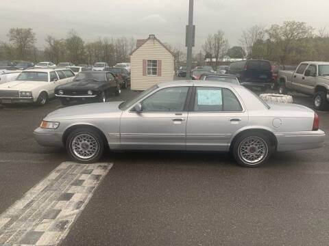 1999 Mercury Grand Marquis for sale at FUELIN FINE AUTO SALES INC in Saylorsburg PA