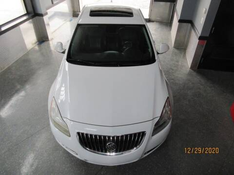 2011 Buick Regal for sale at Settle Auto Sales TAYLOR ST. in Fort Wayne IN