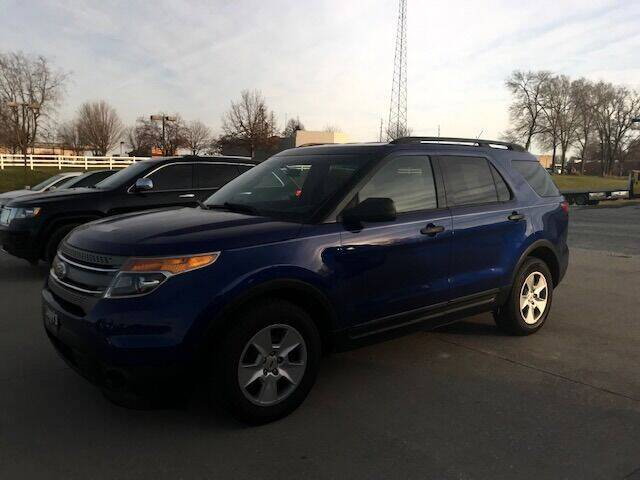 2014 Ford Explorer for sale at Lannys Autos in Winterset IA