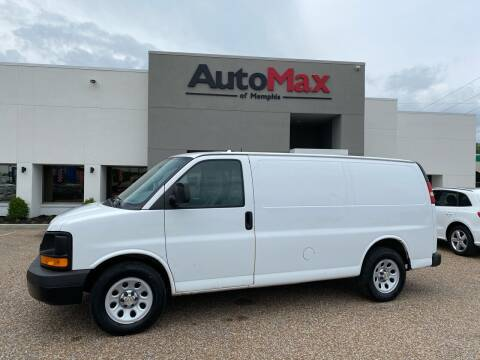 2014 Chevrolet Express Cargo for sale at AutoMax of Memphis in Memphis TN