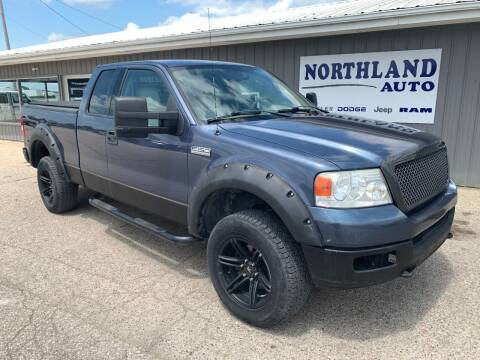 2004 Ford F-150 for sale at Northland Auto in Humboldt IA