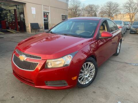 2011 Chevrolet Cruze for sale at Simon's Auto Sales in Detroit MI